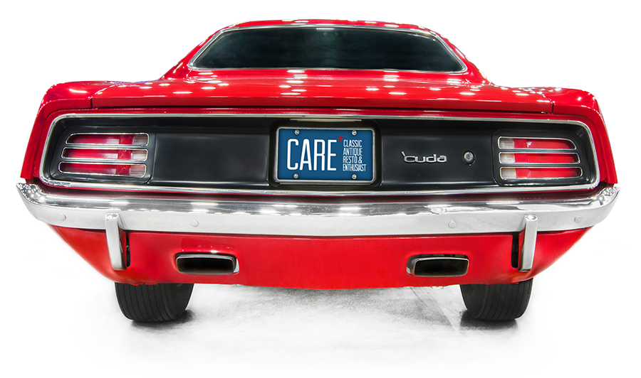 CARE+ Powertrain Warranties for Classic Cars